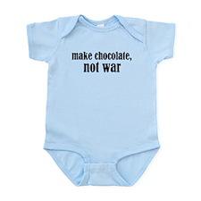 Make Chocolate Infant Bodysuit