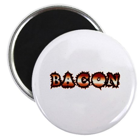 "BACON 2.25"" Magnet (10 pack)"