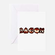 BACON Greeting Cards (Pk of 10)