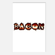 BACON Postcards (Package of 8)
