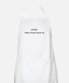 WWHD What Would House Do Apron
