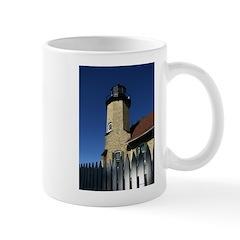 .White River Station Light. Mug