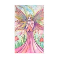 Wildflower Fairy Watercolor Fa Decal