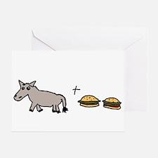 Assburgers Greeting Card