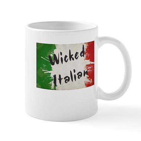 Wicked Italian Mug