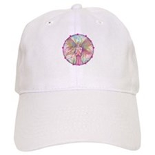Wildflower Fairy Watercolor Fantasy Art by Mol Baseball Cap