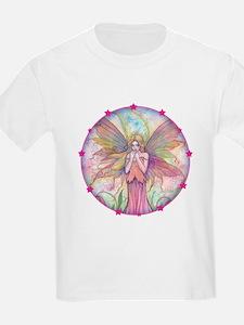 Wildflower Fairy Watercolor Fan T-Shirt