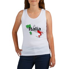 Italia Women's Tank Top