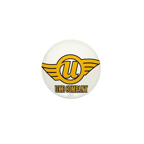 Uke Company Mini Button