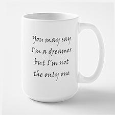 Imagine Ceramic Mugs