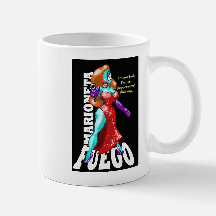I'm not bad. Mug