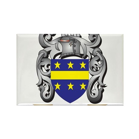 Alfonso Family Crest - Alfonso Coat of Arm Magnets