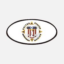 Emblem - US Merchant Marine Patches