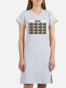 GPU Monkeys Women's Nightshirt