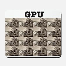 GPU Monkeys Mousepad
