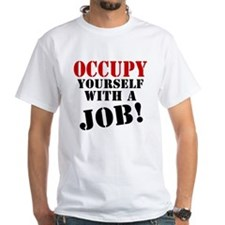 Occupy Yourself Shirt