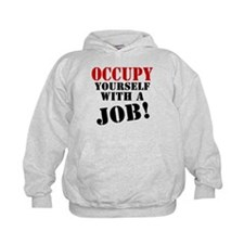 Occupy Yourself Hoodie