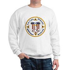 Emblem - US Merchant Marine - USMM Sweatshirt