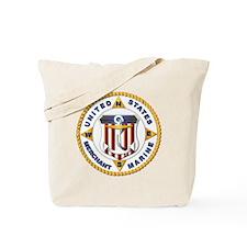 Emblem - US Merchant Marine - USMM Tote Bag