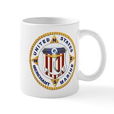 Emblem - US Merchant Marine - USMM Mug