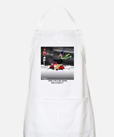 Where Is Global Warming? Apron