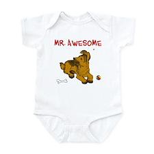 Mr. Awesome Infant Bodysuit
