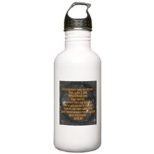 In the Beginning... Water Bottle