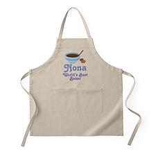 Nona World's Best Baker Gift Apron