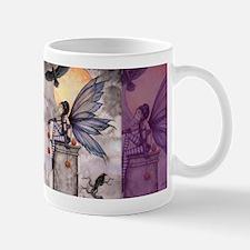 Autumn Raven Mug