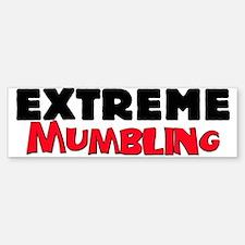 Extreme Mumbling