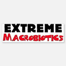 Extreme Macrobiotics