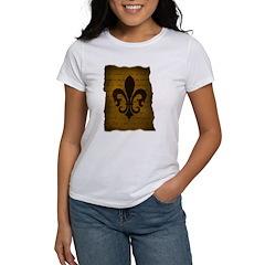 Fleurdelis Shirt Women's T-Shirt