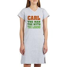CARL - The Legend Women's Nightshirt
