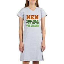 KEN - The Legend Women's Nightshirt