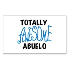 Totally Awesome Abuelo Decal