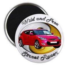 Hyundai Veloster 2.25 Inch Magnet (10 pack)