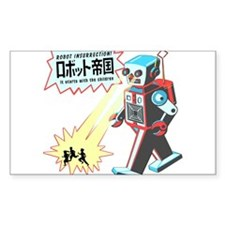 Robot Insurrection Decal