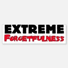 Extreme Forgetfulness