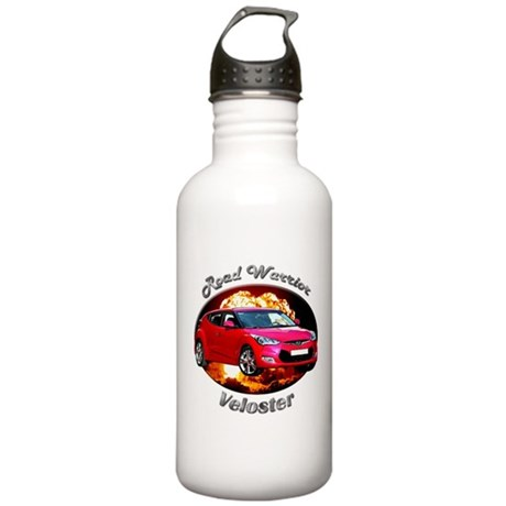Hyundai Veloster Stainless Water Bottle 1.0L
