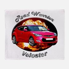 Hyundai Veloster Throw Blanket