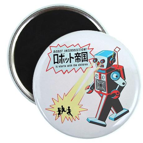 Robot Insurrection Magnet