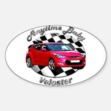 Hyundai Veloster Decal