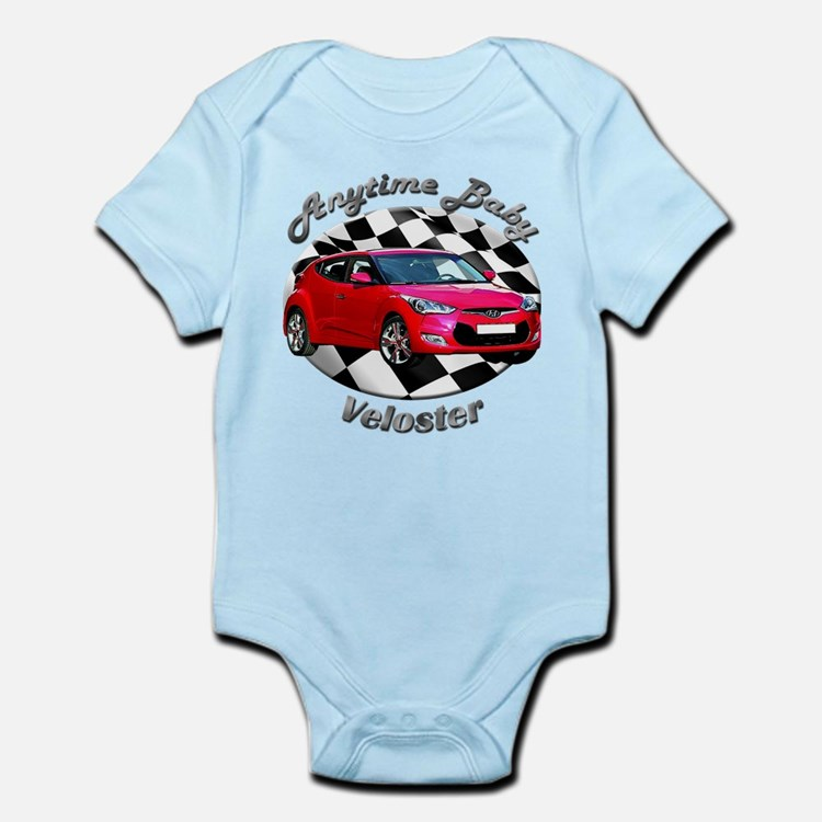 Hyundai Veloster Infant Bodysuit
