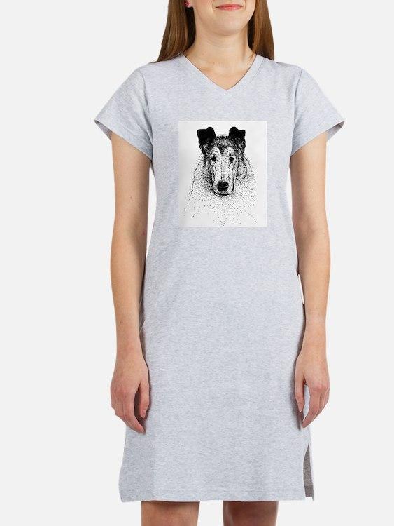 Smooth Collie Women's Nightshirt