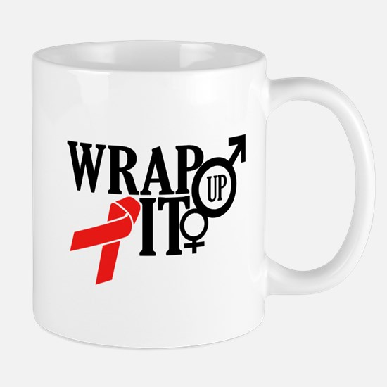 Wrap It Up Mug