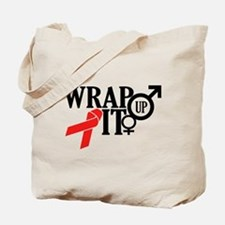 Wrap It Up Tote Bag