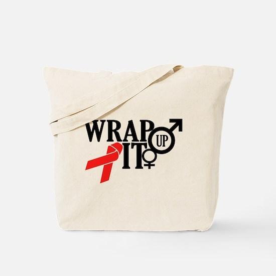 Wrap It Up Tote Bag