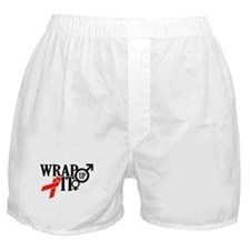 Wrap It Up Boxer Shorts