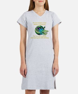 Dragon Crunchies Women's Nightshirt