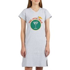 The 19th Hole Women's Nightshirt